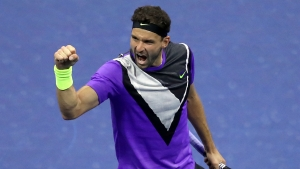 Dimitrov secures 300th win, Berrettini boosts ATP Finals hopes
