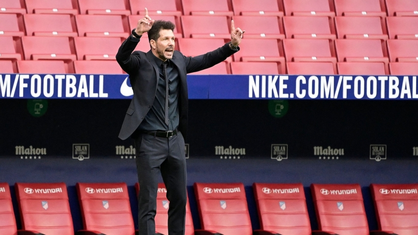 Simeone warns leaders Atleti 'cannot relax' in LaLiga title race