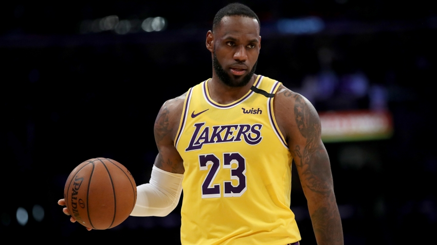 LeBron passes Bryant to go third for most NBA points
