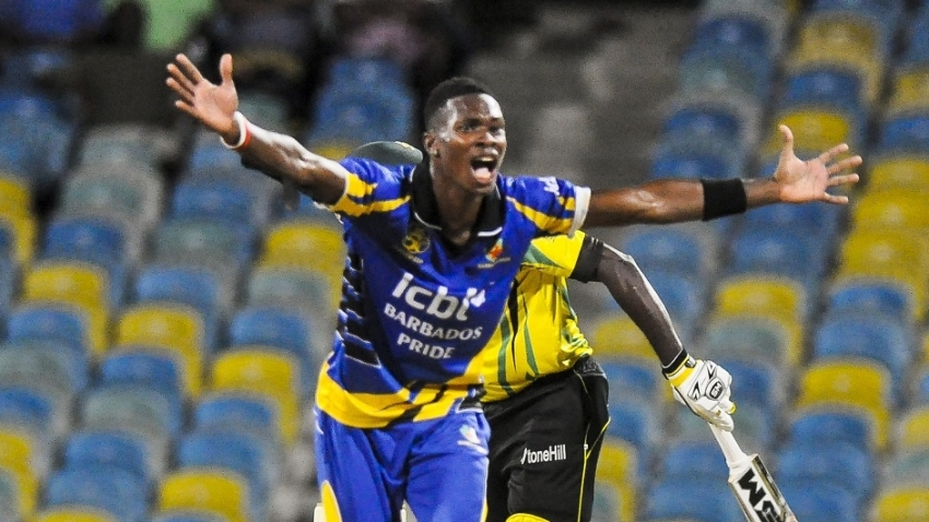 Harding claims four again as Emerging Players slip by T&T Red Force