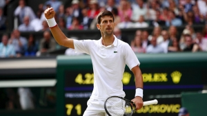 Djokovic outlasts Federer in record-breaking epic to defend Wimbledon title