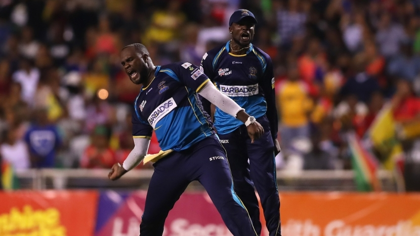 'Tridents only worried about themselves' - All-rounder Nurse says CPL champs ignored doubters