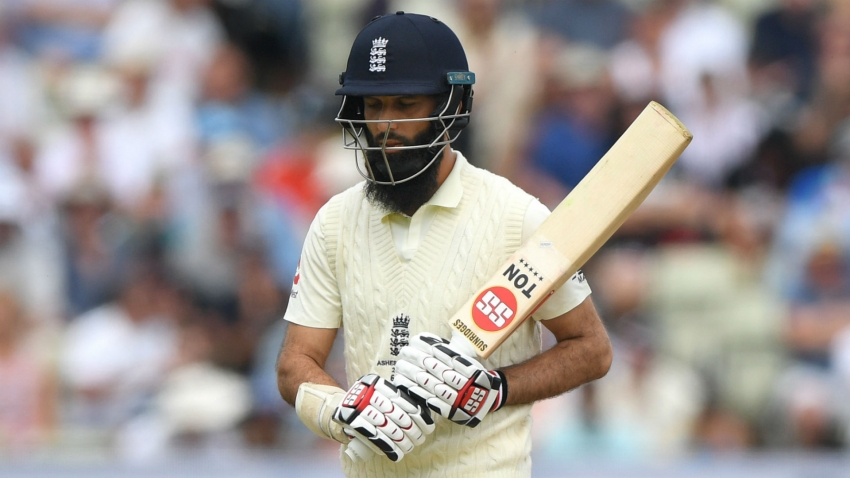 Moeen Ali: South Africa Test return felt too soon
