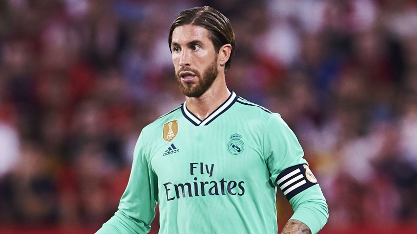 Madrid always 'angry' to win - Sergio Ramos