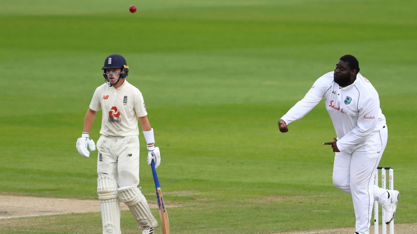 Final England Test was a learning experience – Cornwall