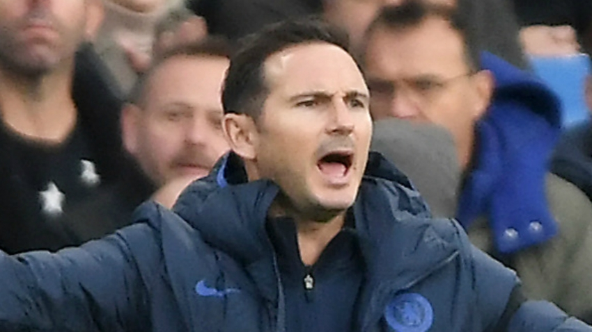 Chelsea to face 'home truths', says Lampard