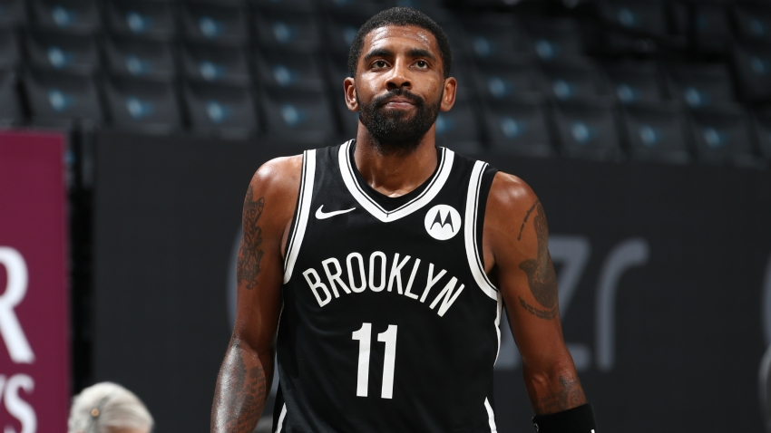 Irving and Nets fined by NBA for violating media rules