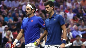 Federer says 'stars are aligned' as Djokovic visualises Wimbledon glory