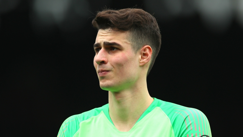 Lampard challenges Chelsea keeper Kepa to show 'mettle' amid criticism