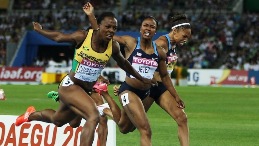 Just the Facts focuses on the stellar achievements of Veronica Campbell-Brown