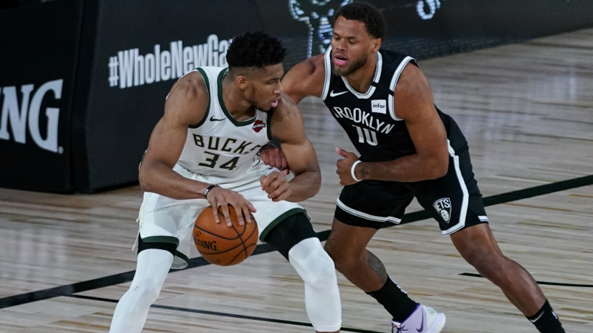 Nets stun Giannis and Bucks, Clippers fall to Suns after Booker's buzzer-beater