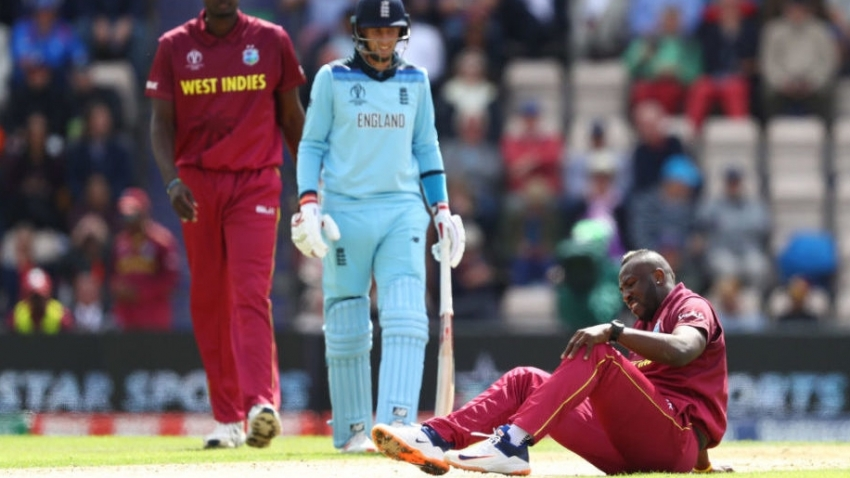 Windies star Russell regrets not taking better care of knees