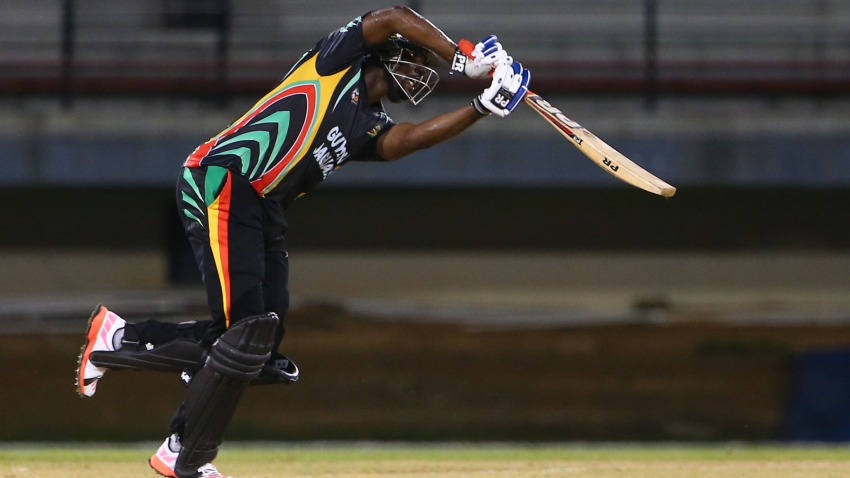 Guyana Jaguars outlast Canada after nervy moments