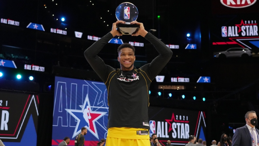 All-Star Game: Giannis wasn't thinking about perfect performance after MVP display inspires Team LeBron
