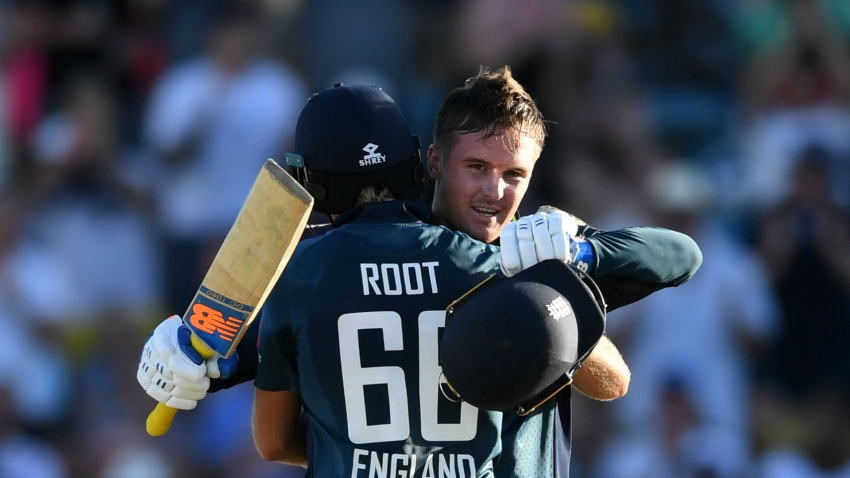Roy, Root star as England complete record run chase