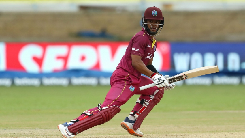 Hope hits unbeaten hundred as West Indies complete Afghanistan whitewash