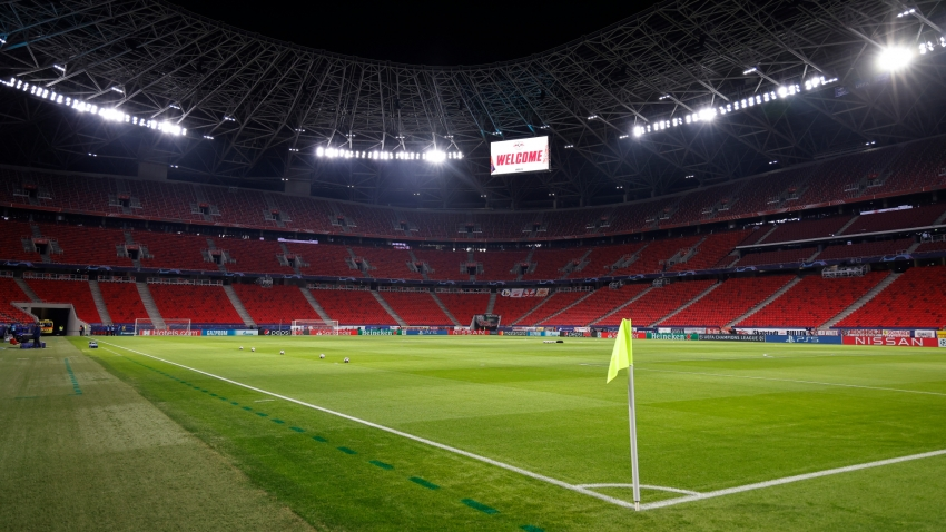 Liverpool v RB Leipzig Champions League tie moved to Budapest