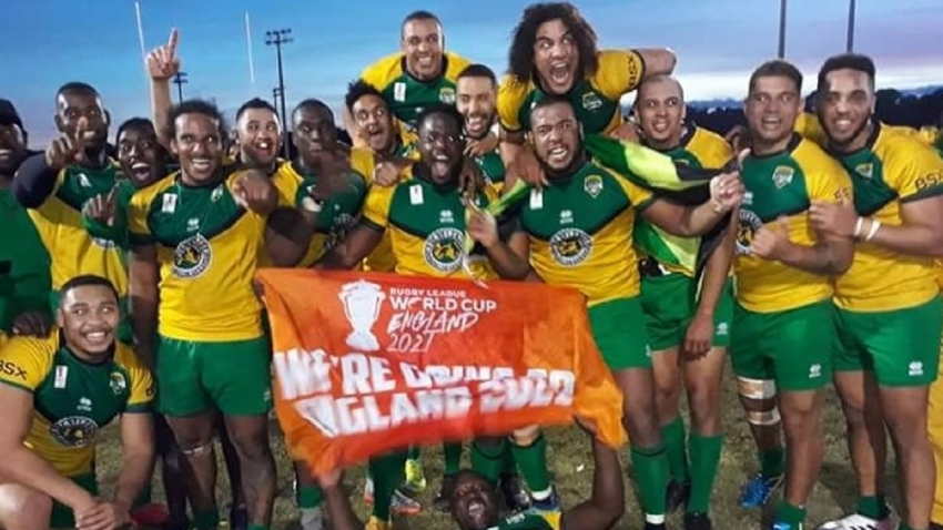 Jamaica's Reggae Warriors make historic qualification for 2021 World Cup