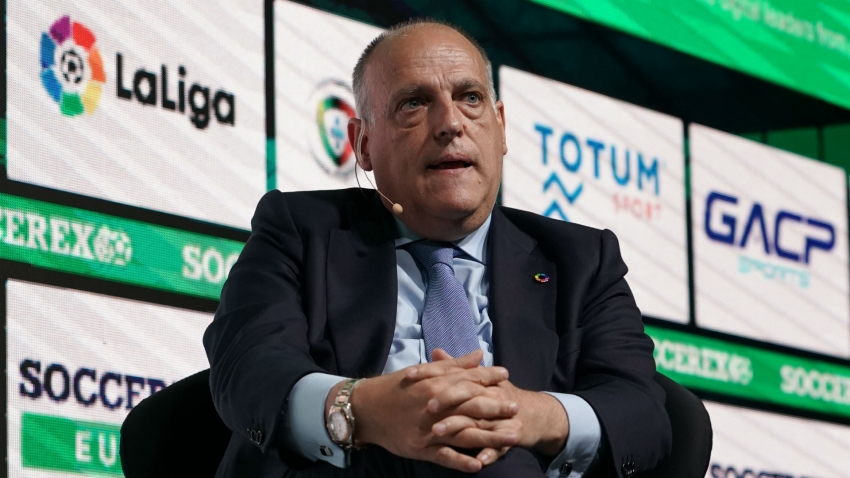 RFEF demands resignation of LaLiga chief Tebas after judge shelves Miami match
