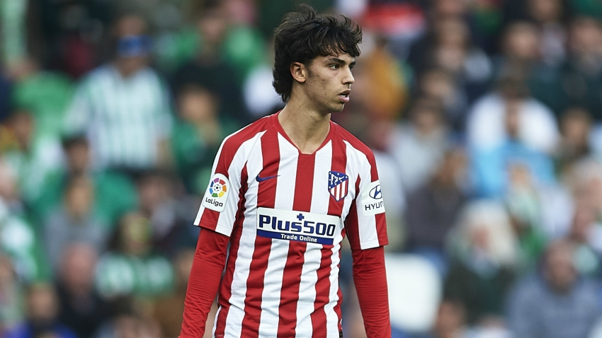 Injured Atletico forward Joao Felix set to miss Madrid derby