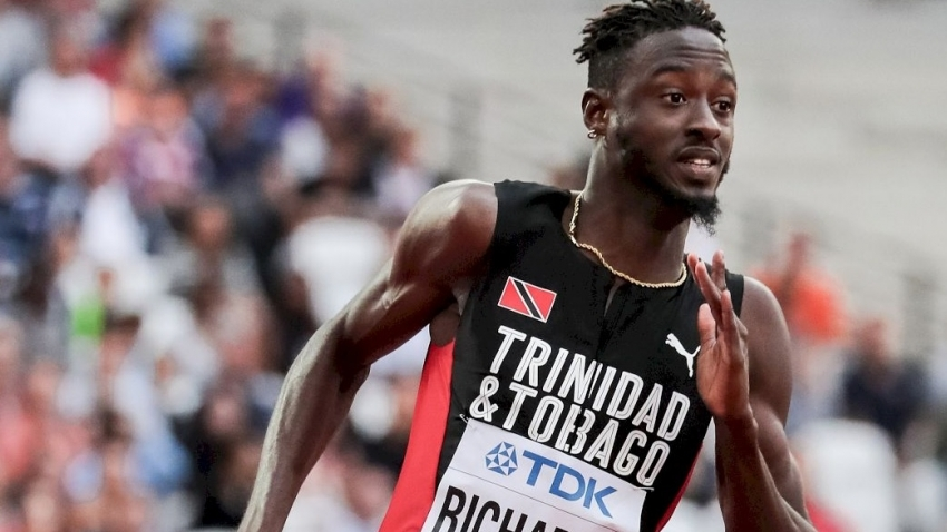 'I wasn't having as much fun' says Jereem Richards says of disappointing 2019 season