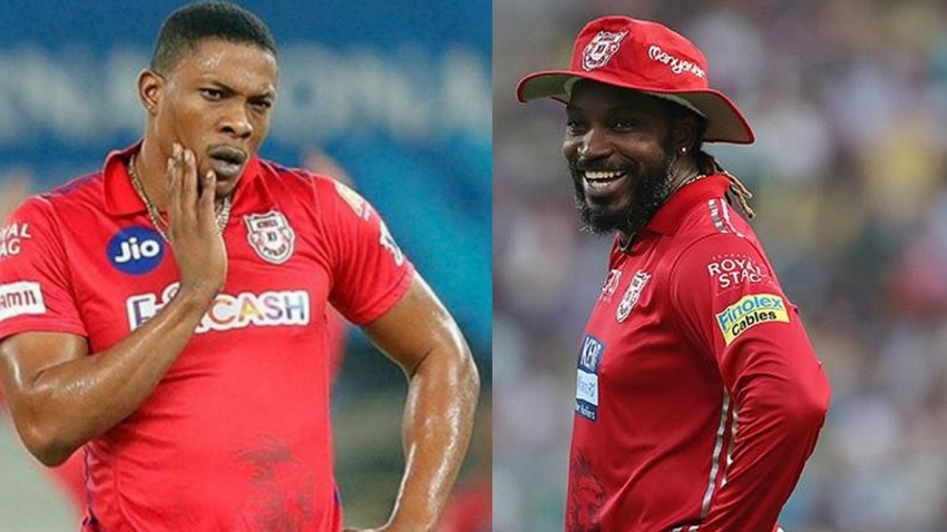 Kings XI Punjab set to re-sign Gayle, will release Cottrell