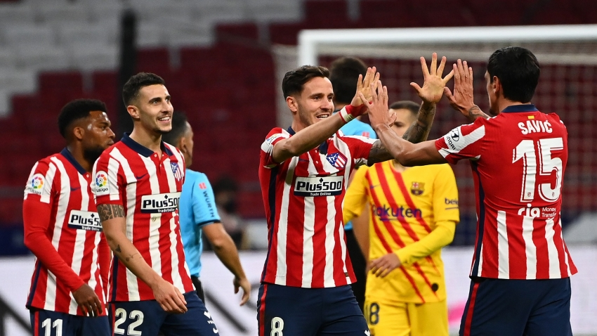Simeone enthused but doesn't see similarities with Atletico's title-winners