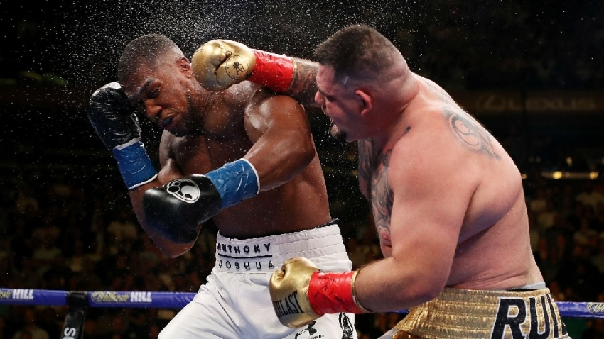 Will Anthony Joshua find redemption against Andy Ruiz on Saturday?