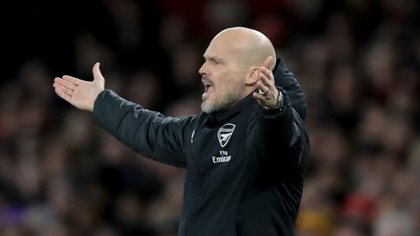 Interim boss Ljungberg urges Arsenal to make manager decision