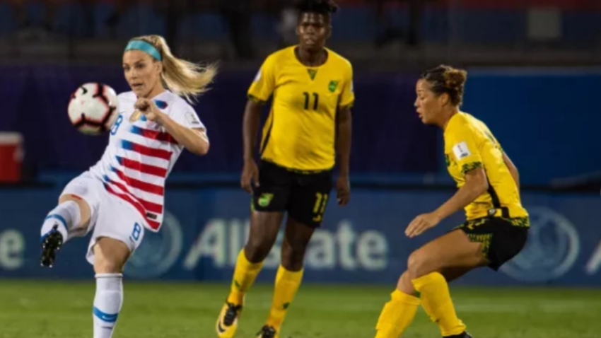 USA crush Jamaica 6-0 to seal World Cup spot - Reggae Girlz now focus on Panama clash