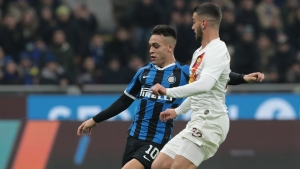 Inter 0-0 Roma: Nerazzurri frustrated in forgettable stalemate