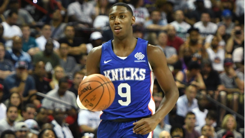 Knicks have a 'killer' in Barrett, says Williamson