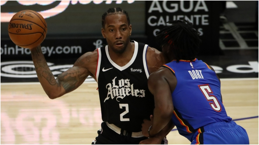 Clippers coach Lue hails Leonard: We had to ride him pretty hard