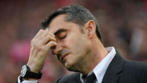 Valverde leaves Barcelona: Five games where it went wrong