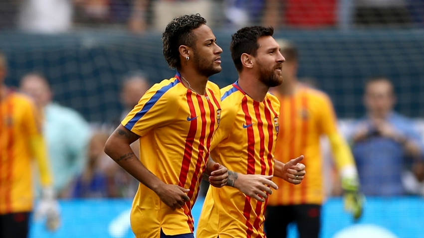 Messi thought Neymar would join Real Madrid