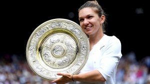 Halep inspired by Federer prior to Serena thrashing