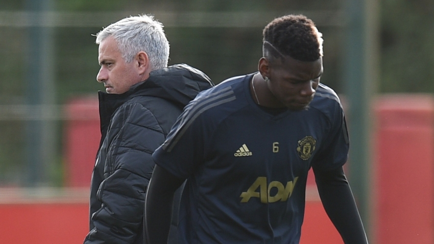 Pogba unable to explain 'strange' Mourinho relationship
