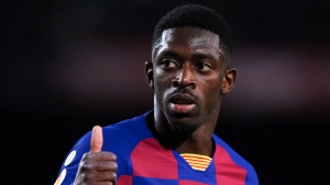 Koeman tells Dembele to decide on Man Utd move as Barca boss hopes to sign Garcia
