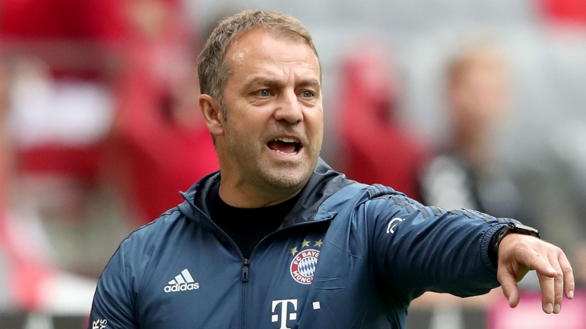 Bayern boss Flick says thrashing Schalke sets benchmark for the season