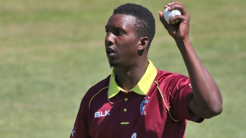 Shermon Lewis to replace Alzarri Joseph in Windies squad to India