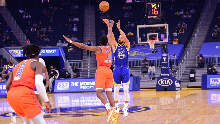 He's always spectacular these days - Curry brilliance endures in latest MVP-level showing