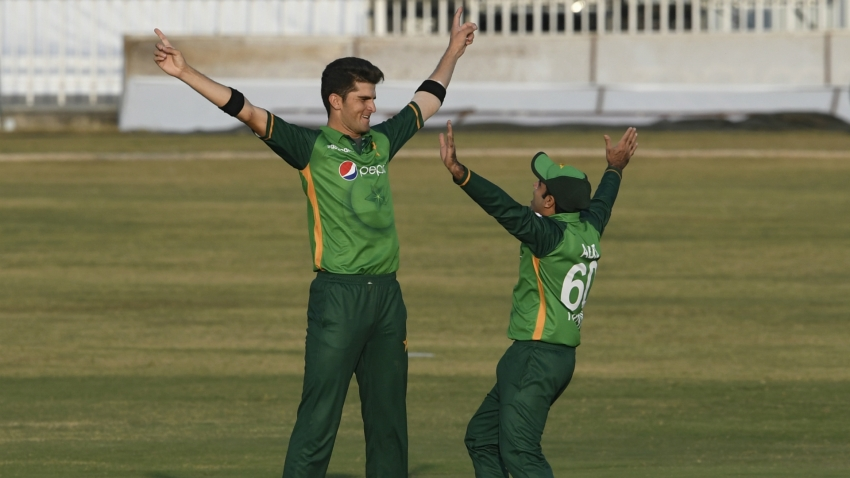Taylor dazzles but Shaheen and Wahab bowl Pakistan to victory