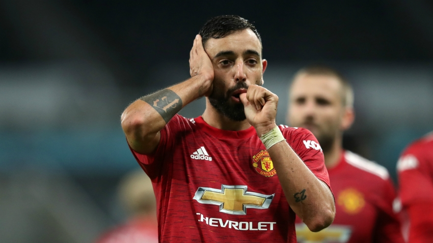 Solskjaer surprises Fernandes with Man Utd captaincy after hailing his 'spark'