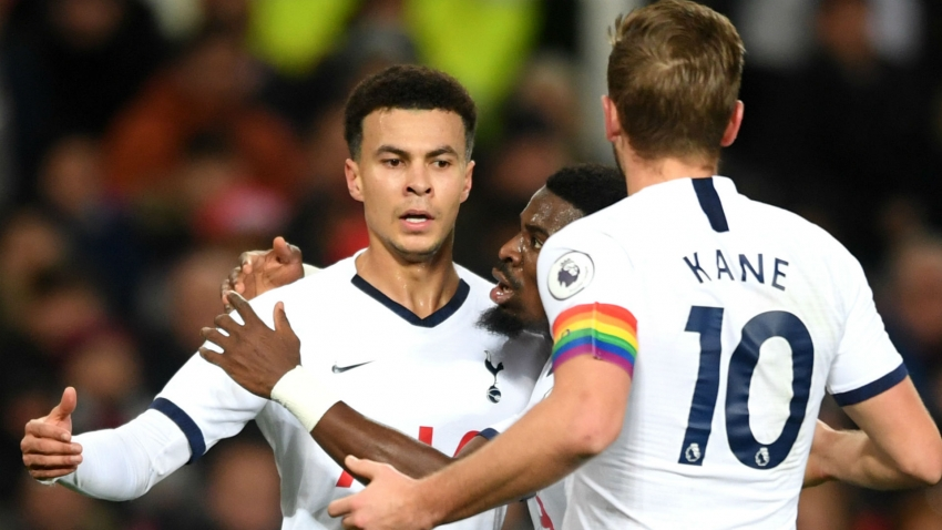 Alli says Spurs paid for 'arrogance' in Man Utd defeat