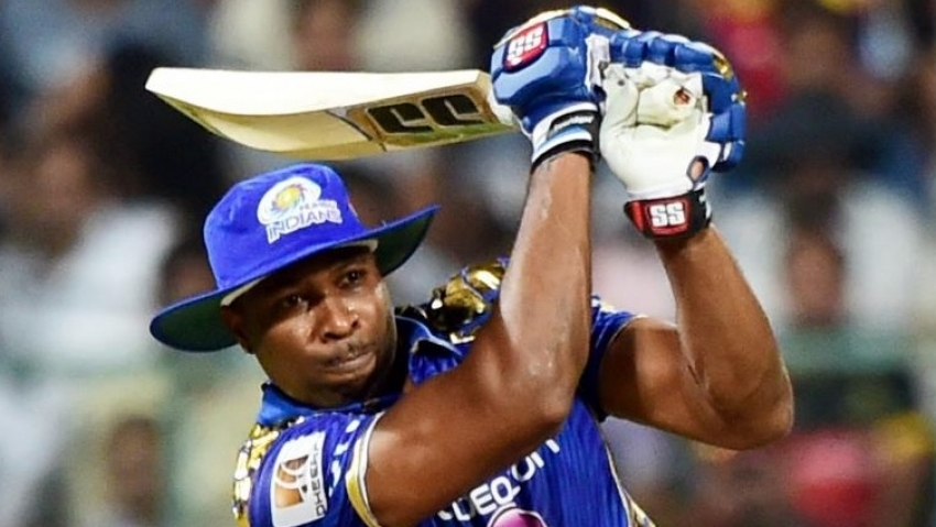 Stand-in captain Pollard praises team after historic victory over CSK