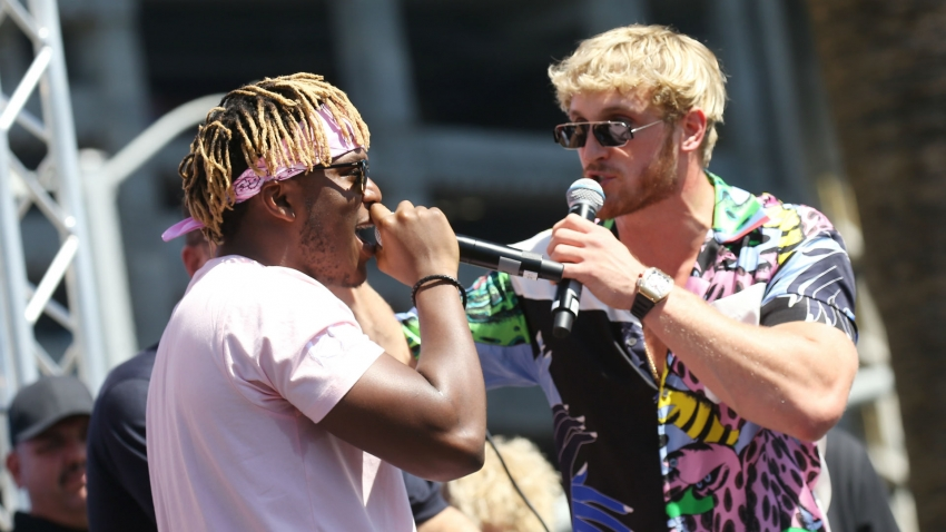 Logan Paul under fire for abortion comments at KSI press conference