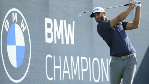 Johnson and Matsuyama share BMW Championship lead as McIlroy falls