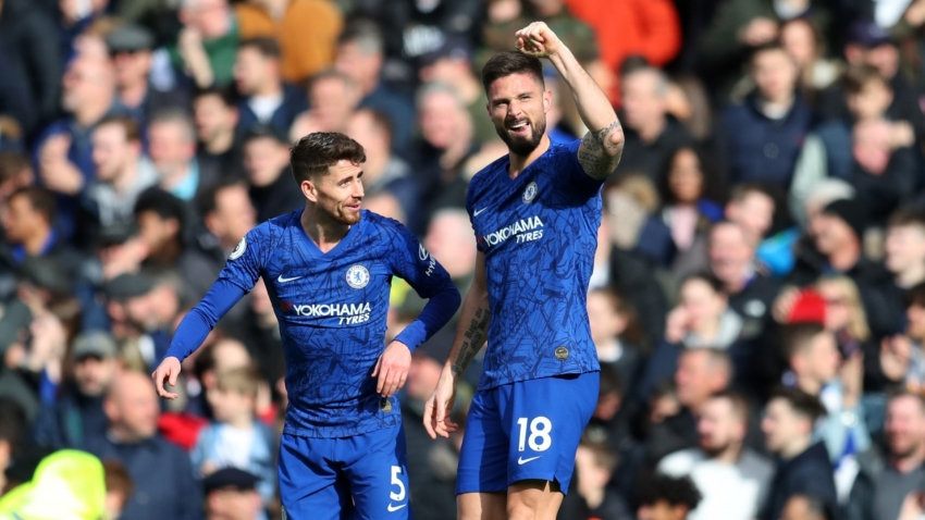 Chelsea 2-1 Tottenham: Giroud & Alonso on target in first win in five