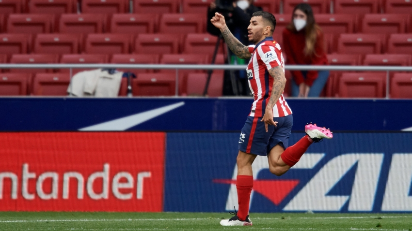Atletico Madrid 2-0 Huesca: Correa and Carrasco return Atleti to the summit