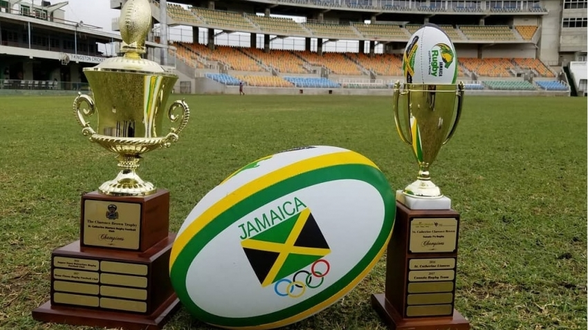 Clarence Brown Rugby Sevens for Sabina Park Saturday